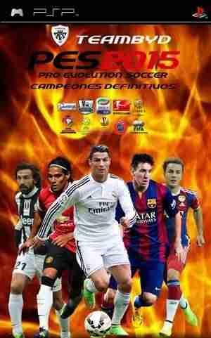 Descargar PES 2015 Campeones Definitivos [Spanish][PATCH TODOS CFW][Bixu] por Torrent